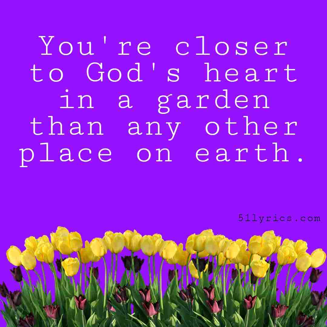 vegetable gardening quotes