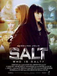 Salt (2010) Hindi + Eng + Telugu + Tamil Full Movies Download 480p