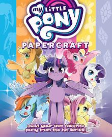 My Little Pony My Little Pony Papercraft Books