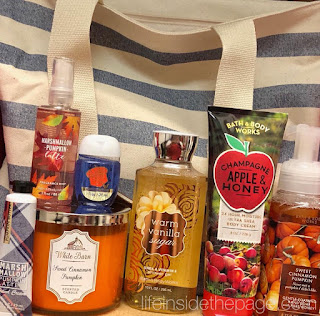 Life Inside The Page Bath Amp Body Works Fall Preview