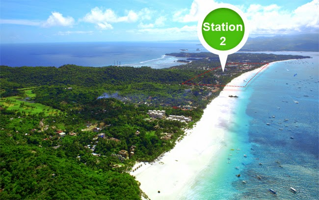 28 Resorts and Hotels in Station 2 Boracay