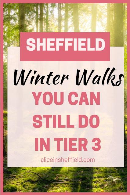 Winter Walks in Sheffield