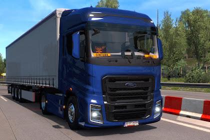 Ford Trucks F-MAX by SimulasyonTurk - 1.35