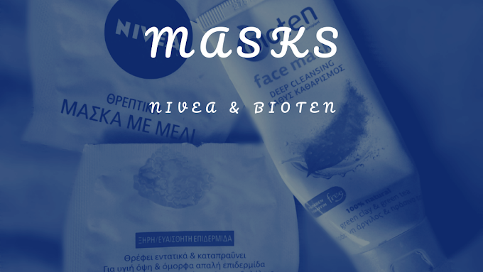 Μάσκες προσώπου από Nivea και Bioten