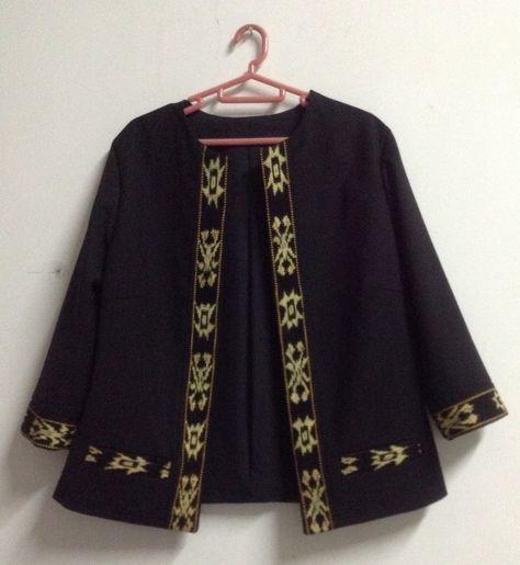 Model Baju Batik Semi Formal: 35+ Model Baju Batik Atasan 2018: Simple, Casual & Modern