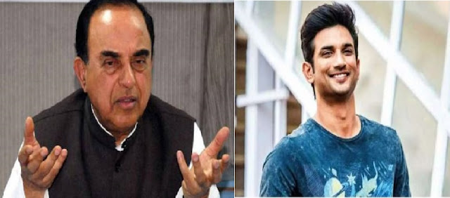 Subramanian Swamy lashed out at the three Khans of Bollywood