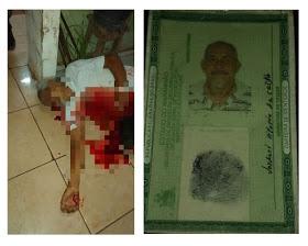 Cadeirante é morto em Bacabal.