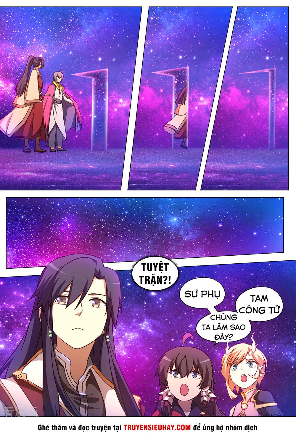 Vạn Cổ Kiếm Thần chap 96 - Trang 6