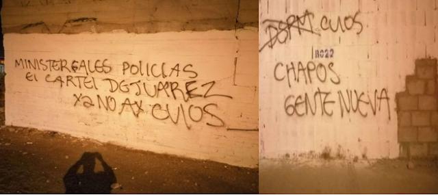 Ministeriales, Policías y Cártel de Juárez ya no hay cul... Chapo Gente Nueva