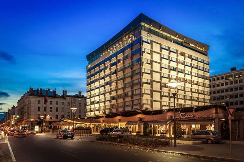 Hotel Sofitel Lyon