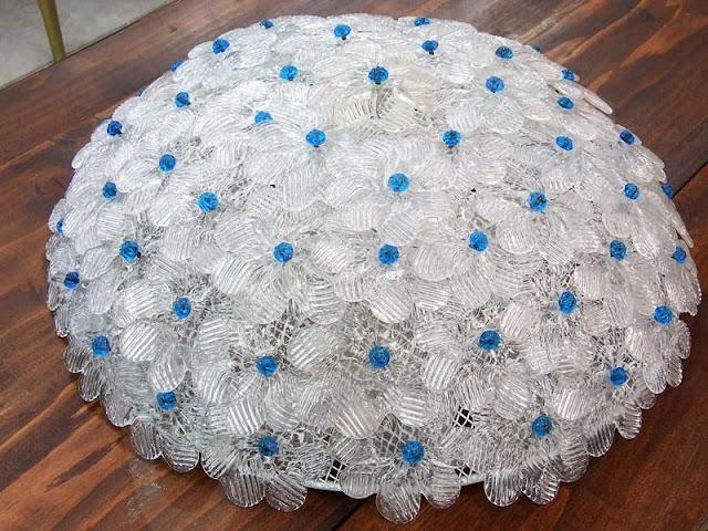 lampadario-di-murano-rose-satinate-blu