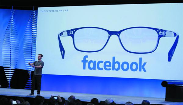 فيسبوك تعمل على إطلاق نظارات جديد ذكية