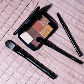 aloette golden hour, aloette face palette, aloette eye palette, aloette eyeshadow, aloette bronzer, aloette blush