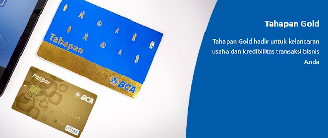Tahapan BCA Gold