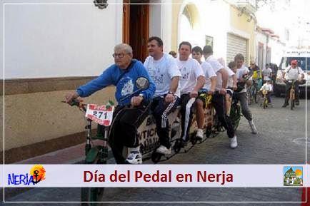 Para participar sólo se necesita una bicleta de cualquier tipo