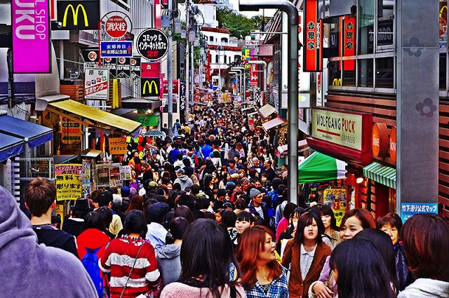 Tokyo: Harajuku i Yoyogi Park