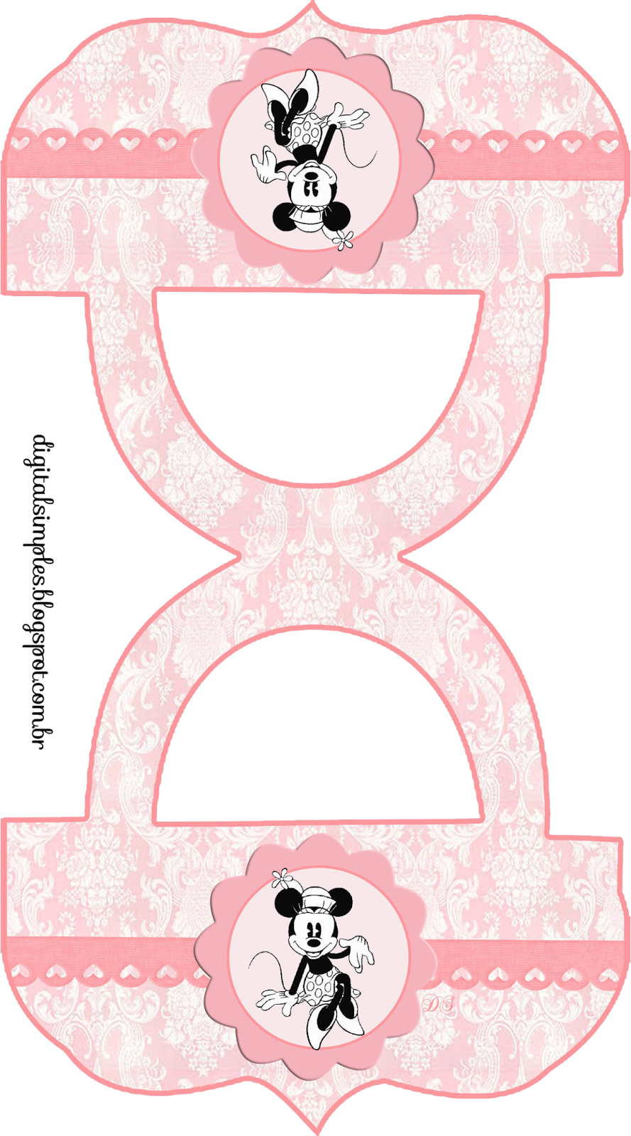 Minnie Vintage: Free Printable Candy Bag Label. | Oh My ... - photo #46