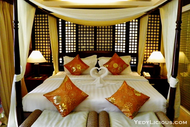 Mandarin Grand Suite at Boracay Mandarin Island Hotel Philippines