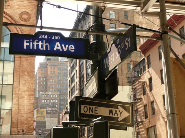 Fifth Avenue em Nova York