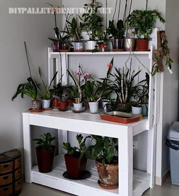 Jardineras - Estanterias para plantas ...