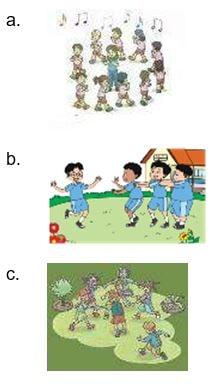 Soal Tematik SD Kelas 1 Tema 4 Subtema 1