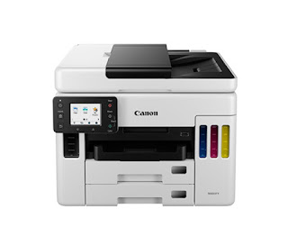 Canon MAXIFY GX7070 Driver Download And Review