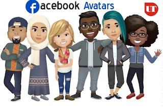 Get Facebook Avatars Cartoon Free
