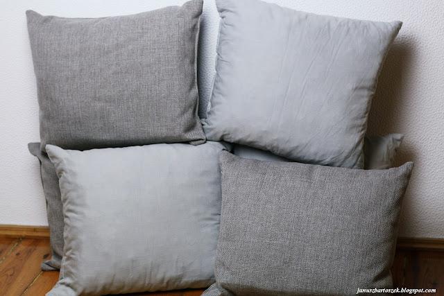 pomysł na poduszki