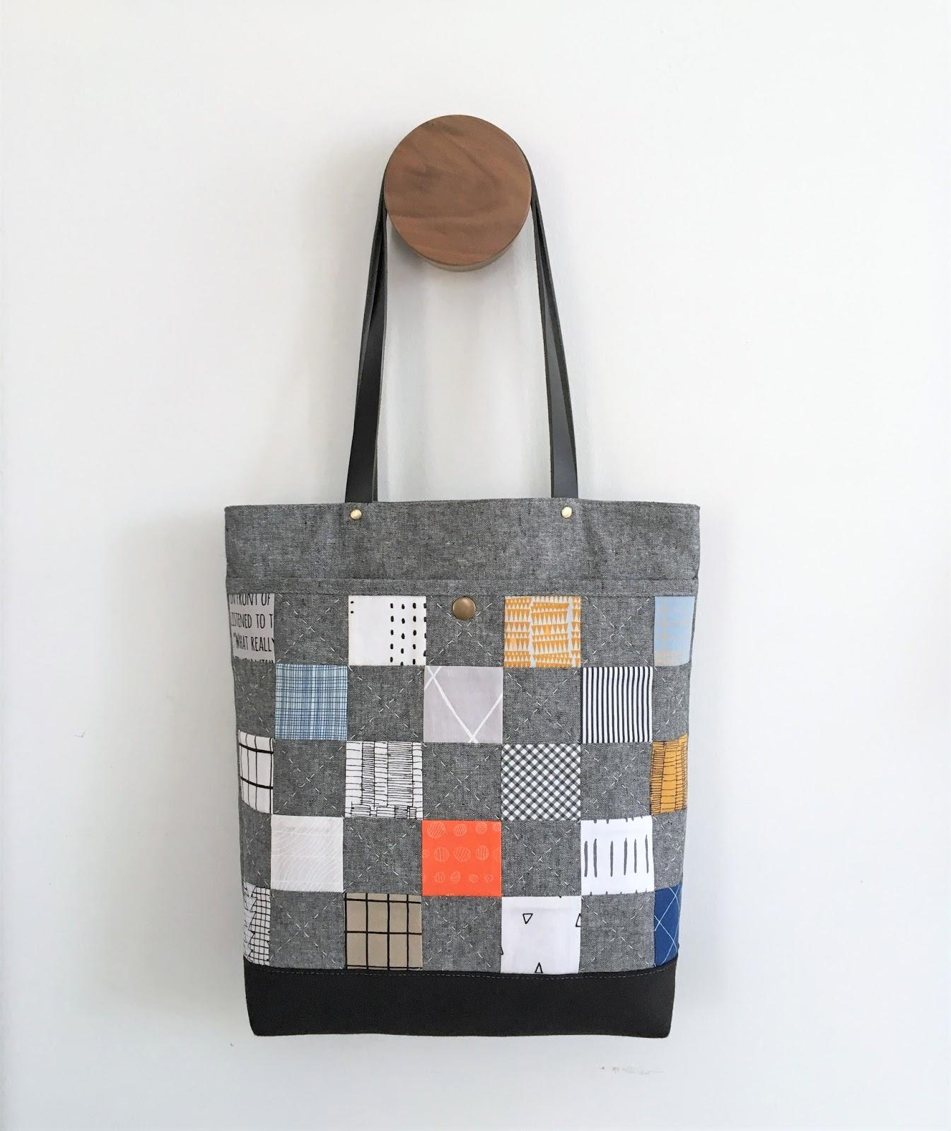 f035f7ccd13d Stella Tote Bag (new pdf pattern)