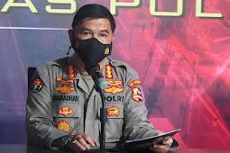 Ahmad Ramadhan Sebut Polis Kirim Lagi Berkas Kasus Terorisme Munarman ke JPU