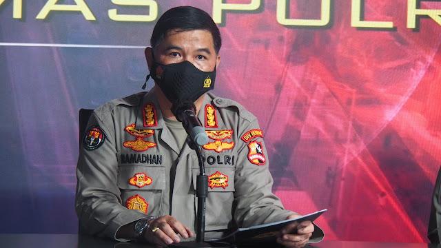 Ahmad Ramadhan Sebut Polis Kirim Lagi Berkas Kasus Terorisme Munarman ke JPU.lelemuku.com.jpg