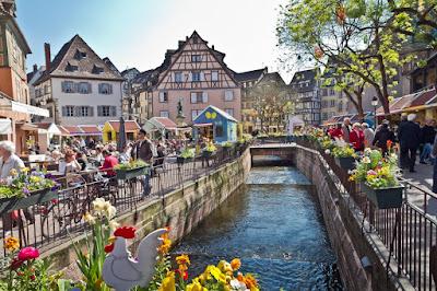 Colmar, viajes y turismo