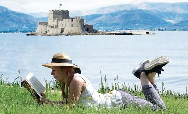 Καλοκαίρι στο Ναύπλιο χωρίς έκθεση βιβλίου δεν γίνεται