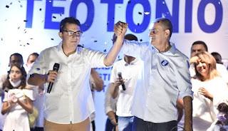 Convenção do PDT e aliados homologa chapa Teotônio/Jáder em Guarabira