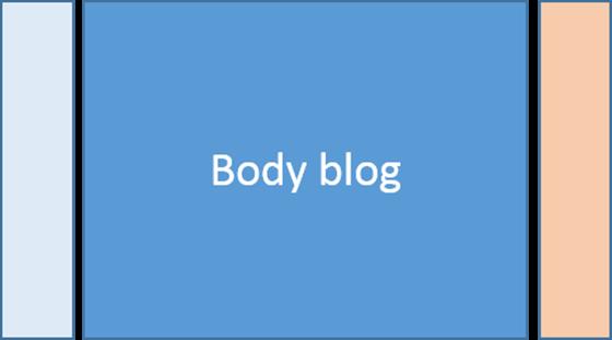 cara membuat iklan melayang di samping kiri dan kanan di blog