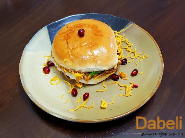images of Dabeli Recipe / Kutchi Dabeli Recipe / Chaat Recipes