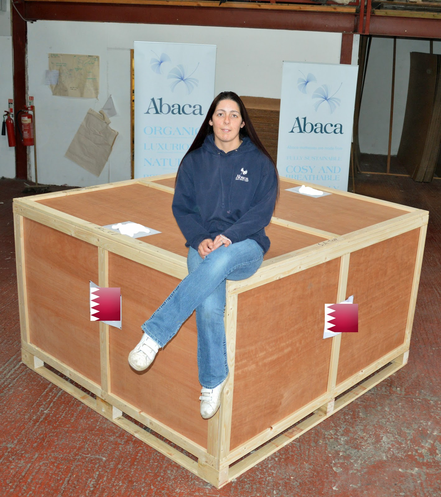 Abaca Mattress It S Another First For The Team At Abaca The Organic Mattress Experts