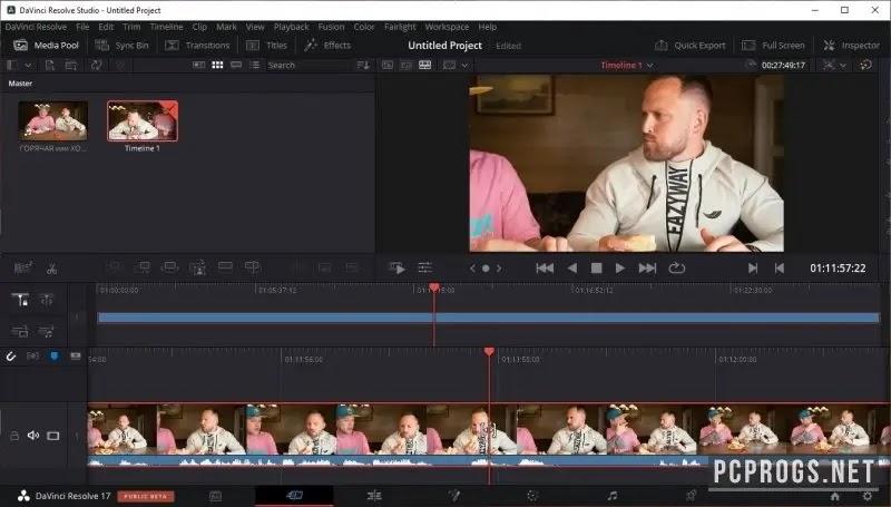 برنامج تعديل إضاءة الفيديو للكمبيوتر