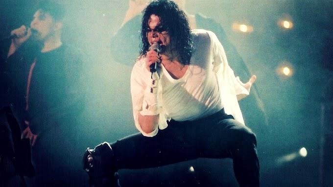 Michael Jackson, Black Or White Live in Bucharest 1992.