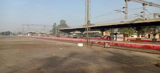 जनता कर्फ्यू का ग्रामिणो द्वारा पुर्ण रुप से समर्थन मिला