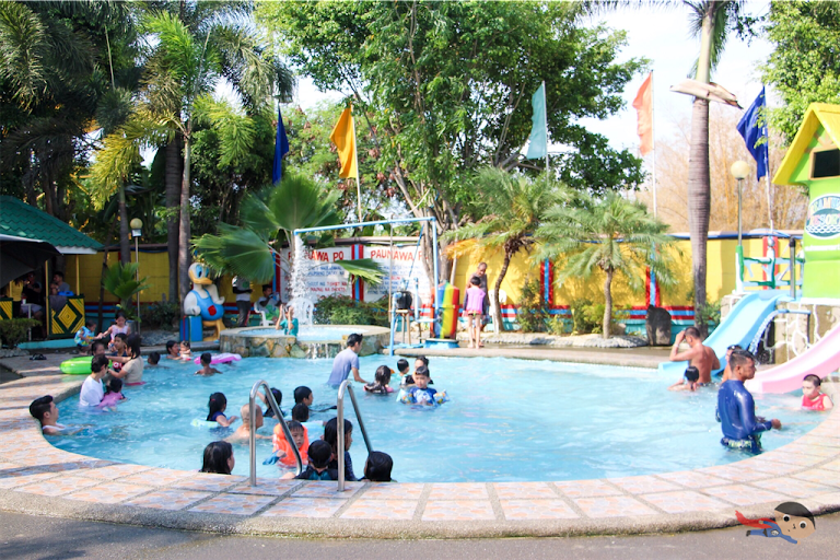 Kiddie swimming pool in Dream Wave Resort, Bulacan