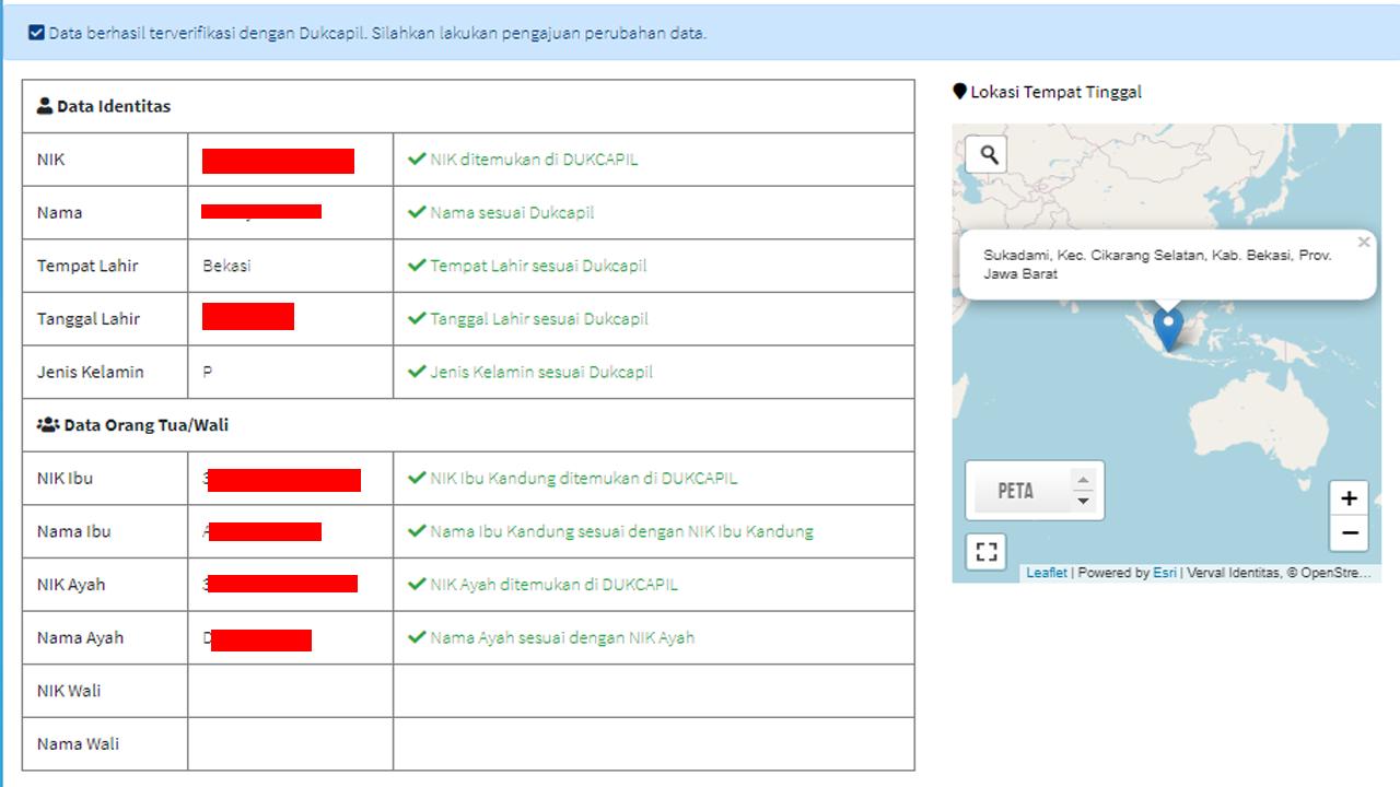 Panduan Lengkap Verifikasi dan Validasi Biodata Siswa