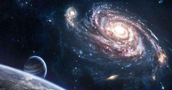 رصد اشارات كونيه بالفضاء على بعد نصف مليار سنة ضوئية من الارض