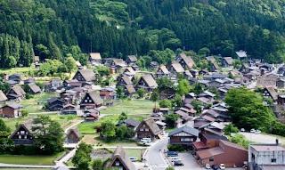 Ciri-ciri Desa