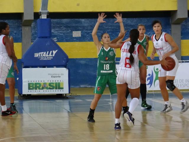 UNINASSAU/América perde para Maranhão