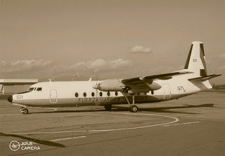 Uruguayan Air Force flight 571 with 45 souls aboard which crashed in 1972
