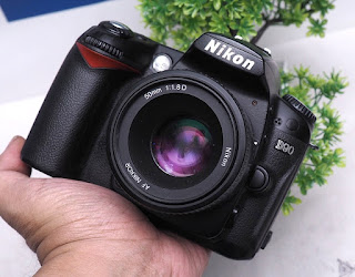Kamera DSLR Second Nikon D90