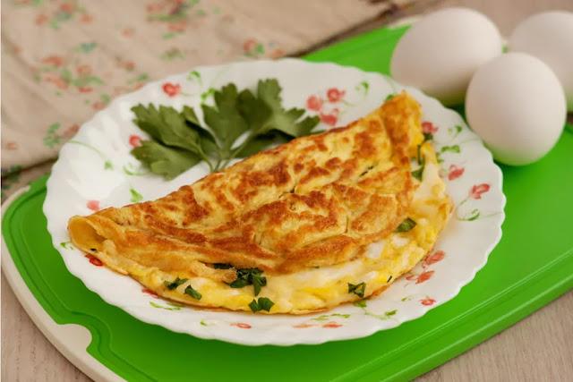 Egg Omelette Recipe in Hindi