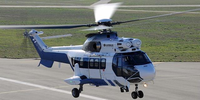 ZIMBABWE | Un nouvel hélicoptère pour Mnangagwa