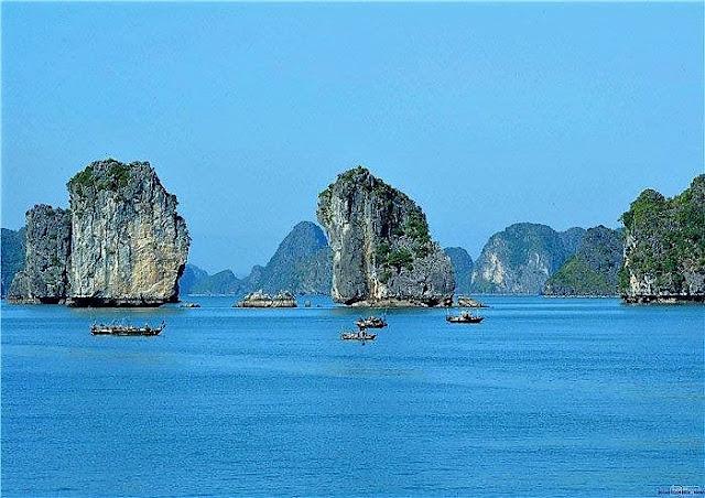 DÓNDE. Vietnam, de sur a norte